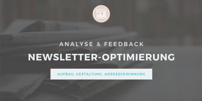 Analyse-Icon: Newsletter-Beratung, Analyse und Optimierung für Vereine, Stiftungen, Verbände, Non-Profit-Organisationen und Selbstständige