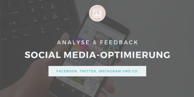 Analyse-Icon: Social Media-Optimierung für Instagram, Facebook, Twitter und Pinterest für Vereine, Stiftungen, Verbände, Non-Profit-Organisationen und Selbstständige
