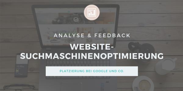Analyse-Icon: Website-Beratung und Optimierung für die Suchmaschinenoptimierung (SEO) für Vereine, Stiftungen, Verbände, Non-Profit-Organisationen und Selbstständige
