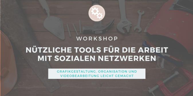 Workshop-Icon: Social Media - Tools für das Arbeiten mit Instagram, Facebook, Twitter und Pinterest für Vereine, Stiftungen, Verbände, Non-Profit-Organisationen und Selbstständige